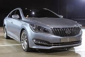 韓国ヒュンダイ自動車のアスラン