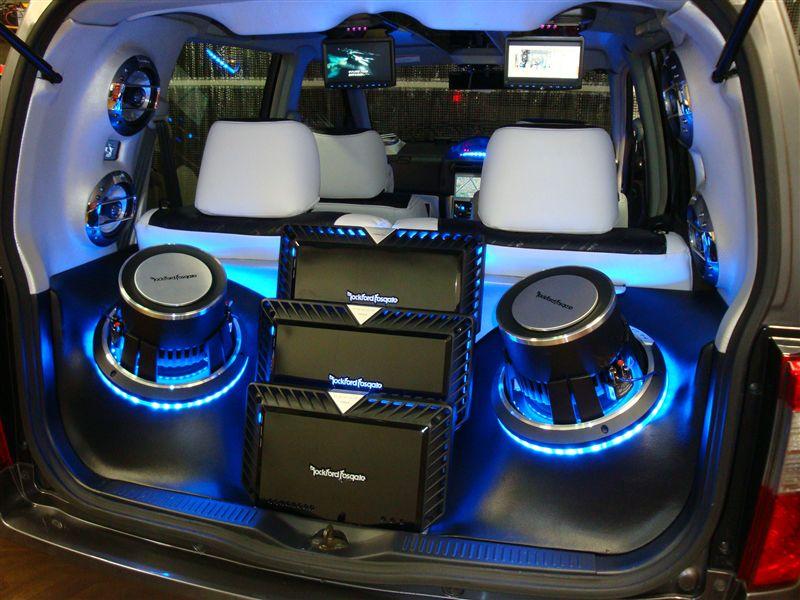 車の中の音楽