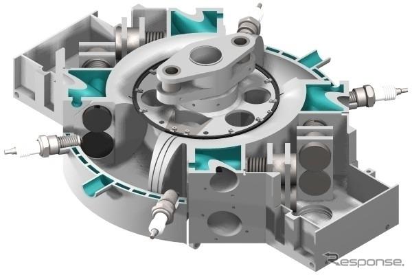 新型円弧動エンジン