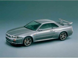 NISSAN SKYLINE GT-R33