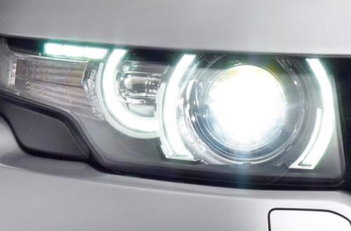 自動車のヘッドライト