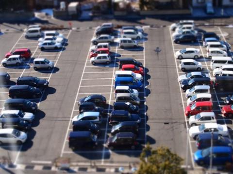 田舎あるある 24時間上限500円の激安駐車場wwwww