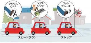 車で減速するときフットブレーキだけじゃなくエンジンブレーキ活用したほうがいいぞ!!
