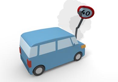 ヤバイ・・・社用車ぶつけてしもた・・・。