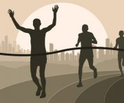 100キロウルトラマラソンに出場していた女性が車と接触 大会は昭和61年から車を通行止めせずに開催していた