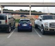 アメリカ人「日本車をテキサスの駐車場に置いてみたらwwwwwww」